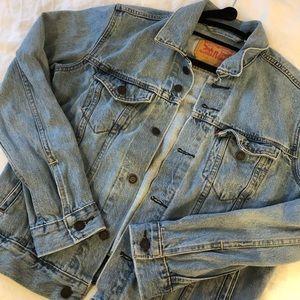 Levi's Mens Trucker Denim Jacket